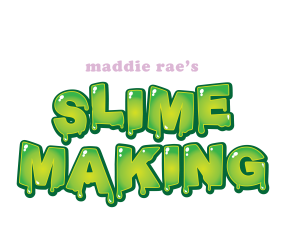 slime making logo 01 300x232 - 24 Pack, Food Coloring Kit