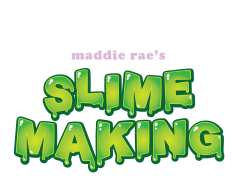 Slime making recipes for Maddie Rae's Slime Glue: How to make slime and the science behind glue